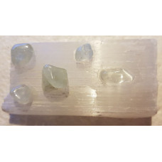 Aquamarine Meditation Slab