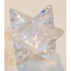 Quartz - Clear Merkaba Large