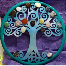 Air Tree of Life Wall Hanging