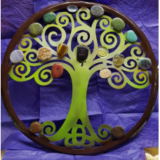 Earth Tree of Life Wall Hanging