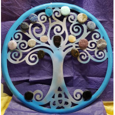 Water Tree of Life Wall Hanging