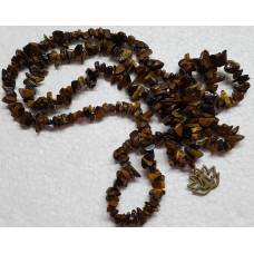 Tigers Eye - Yellow Prayer Beads