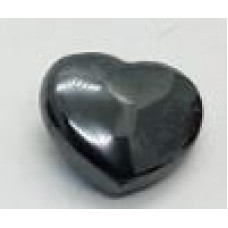 Hematite Heart Pendants