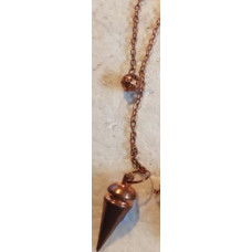 Copper Pendulum
