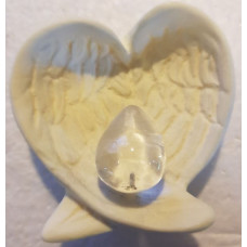 Quartz - Clear - Raziel  Arch Angel Wings