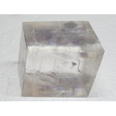 Calcite - Optical - Rainbow Rhombs