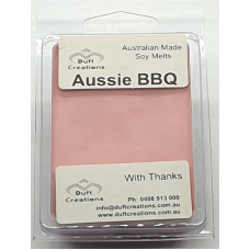 Aussie BBQ - Foody Soy Melts