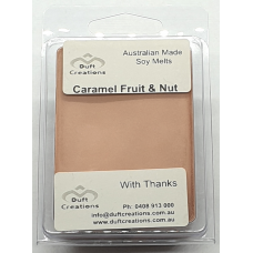Caramel Fruit & Nut - Foody Soy Melts