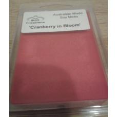 Cranberry in Bloom - Foody Soy Melts