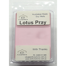 Lotus Pray - Fresh Soy Melts