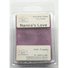 Nanna's Love - Floral Soy Melts