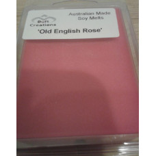Old English Rose - Floral Soy Melts