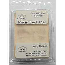 Pie in the Face - Foody Soy Melts