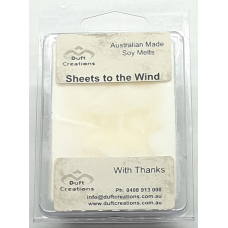 Sheets to the Wind - Fresh Soy Melts
