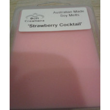 Strawberry Cocktail - Fruity Soy Melts