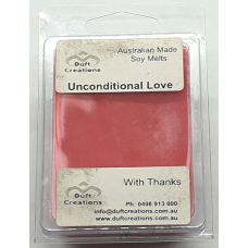 Unconditional Love - Floral Soy Melts