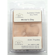 Winter's Day - Fresh Soy Melts