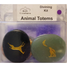 Animal Totems Stone Packs